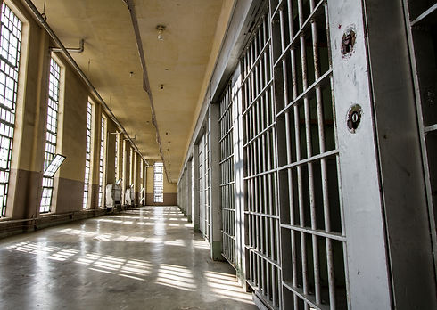 Prison bars and a hallway.jpg
