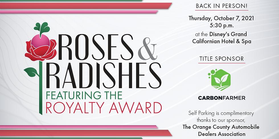 2021 Roses & Radishes