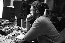 Joe recording engineer Lounge Studios