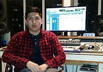 Jesus recording engineer Lounge Studios