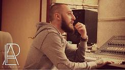 Blue recording engineer Lounge Studios