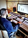 J recording engineer Lounge Studios