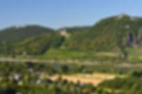 Drachenfels bei Königswinter