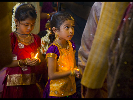 Top 4 tips on how to dress your child for an Indian wedding in 2021