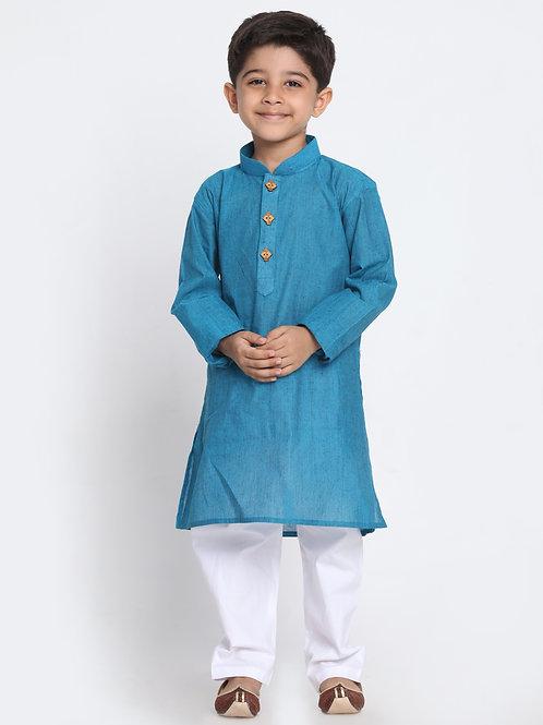Solid Boys / Kids / Children Kurta Churidar Pyjama Indian Ethnic wear