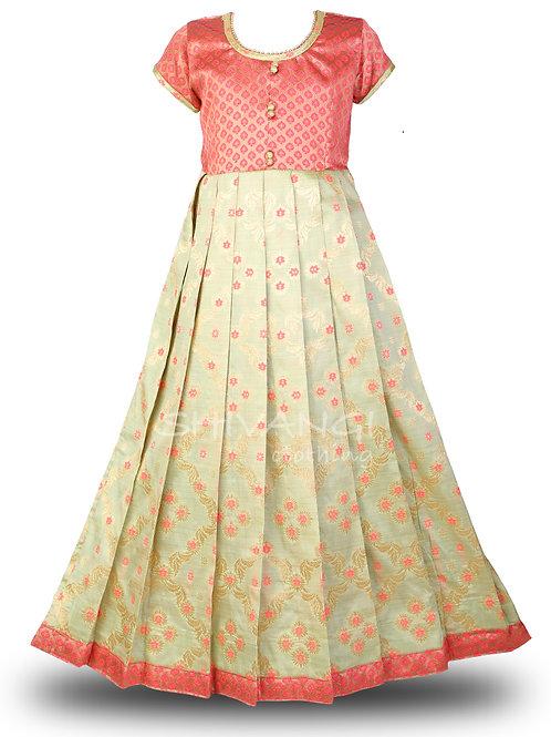 Shivangi Meena Bhutta Long Gown