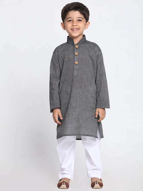 Solid Boys / Kids / Children Kurta Churidar Pyjama Indian Ethnic wear