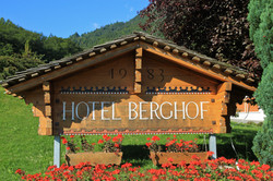 Welcome to Hotel Berghof