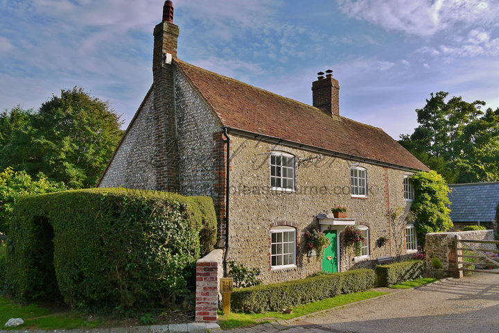 181E Flint Cottage House, East Dean Village