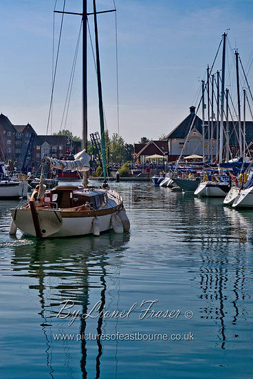 150E Sovereign Harbour Boats