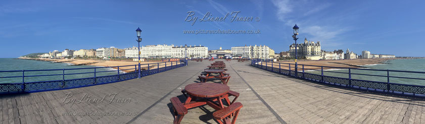 116B1 Eastbourne Seafront Panoramic