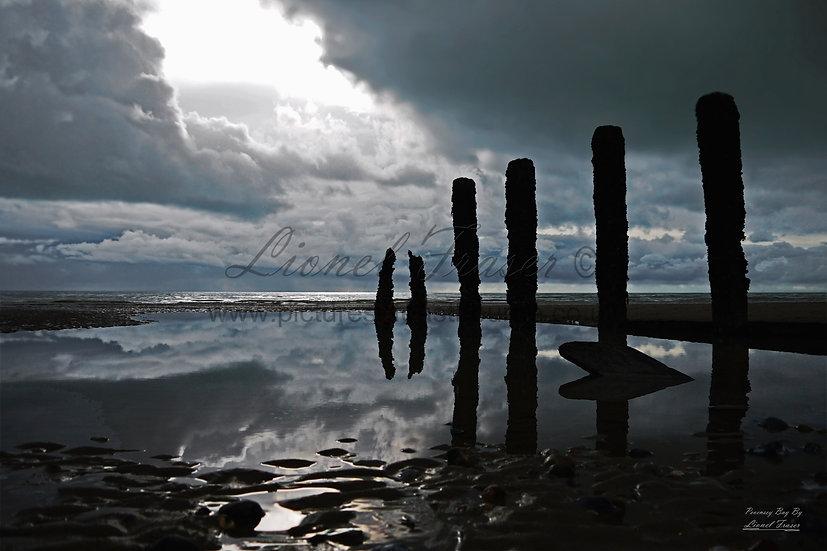 261B Pevensey Bay Groynes