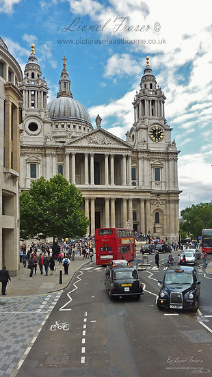 720A1 St Pauls Cathedral London