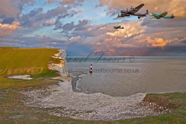 410 Battle of Britain memorial flight