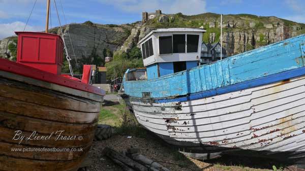 710B3 Hastings Fishing Boats