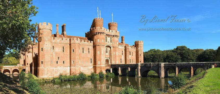 125D Herstmonceux Castle