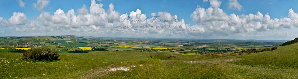 134A2 Panoramic View from Longman of Wilmington