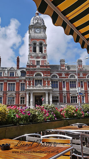 307B2 Eastbourne Town Hall