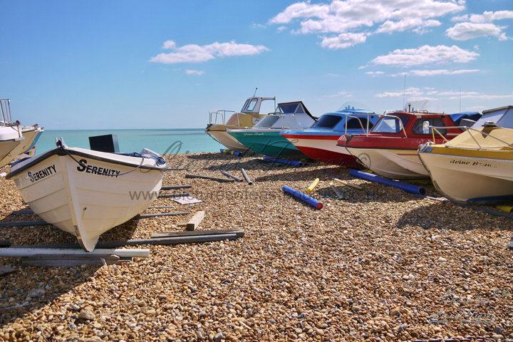 "151E ""Serenity"" Eastbourne Pleasure Boats"