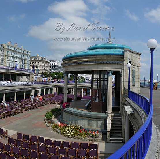 112B Eastbourne Bandstand