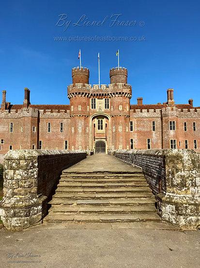 125C Herstmonceux Castle