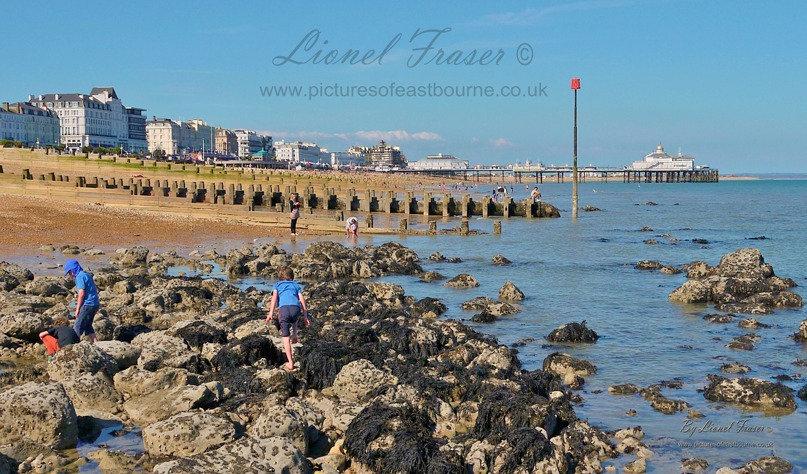 111B Eastbourne Beach Rock Pools