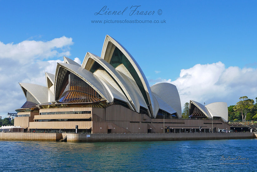 730F1 Sydney Opera House, NSW, Australia