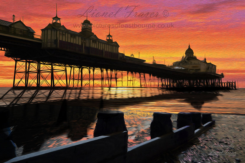 421 Art Sunset Pier