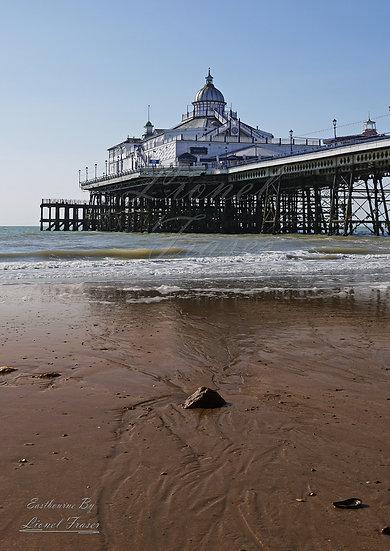 SP103A4 Symmetry, Beach Stone to Pier
