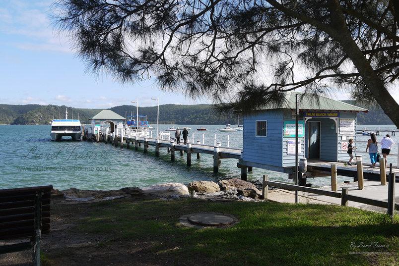 730D1 Palm Beach Wharf, Sydney, NSW, Australia