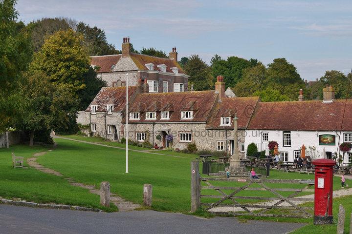 181A1 East Dean village