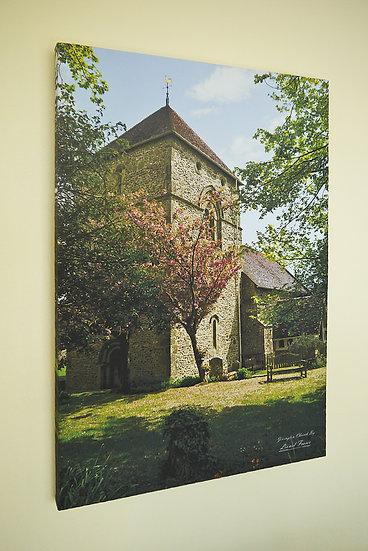 S126 Old English Church, Jevington