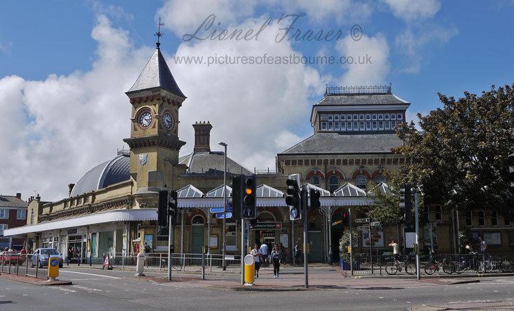 307A Eastbourne Railway Station