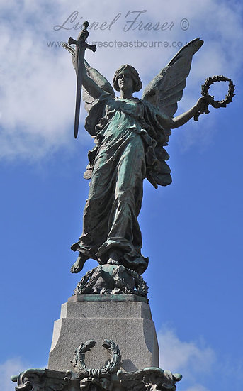 306B The Angel of Victory Statue