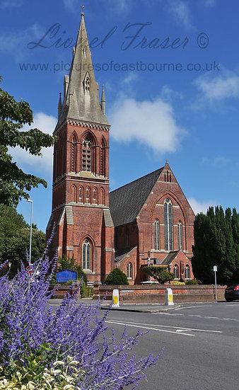 307P St Saviour's Church Eastbourne