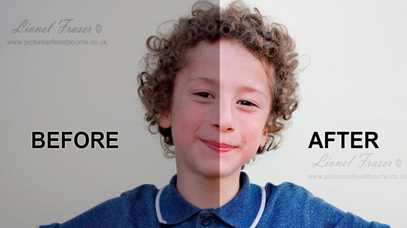 Basic Photoshop Editing Service