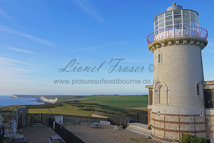 SP102B2 Belle Tout Lighthouse to the Seven Sisters