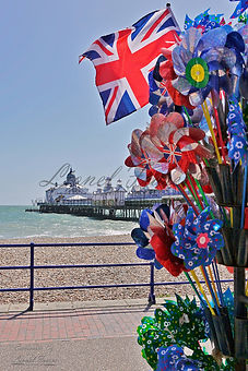 Eastbourne Pier Windmills