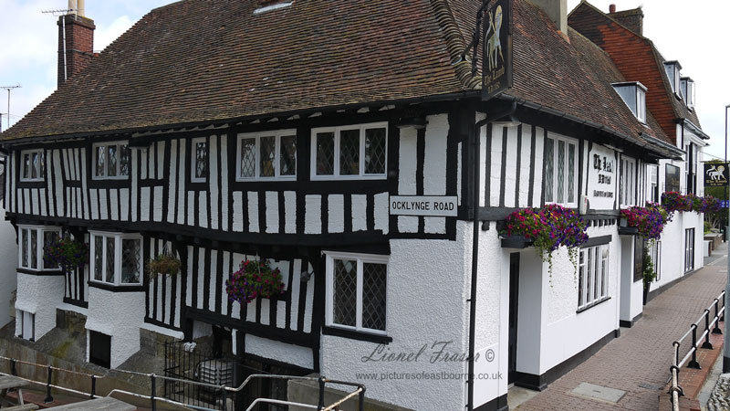 330C1 The lamb Inn Old town Eastbourne