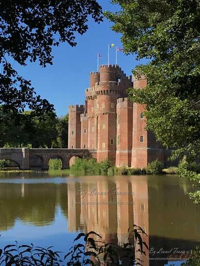 125B Herstmonceux Castle