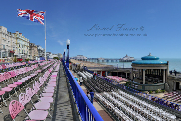 112A Eastbourne Bandstand and Pier