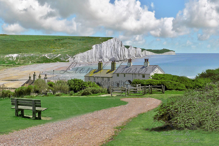 100B The Seven Sisters
