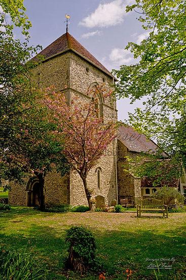 126 Old English Church, Jevington