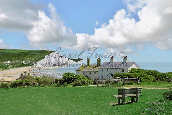100A Seven Sisters Coast Guard Cottages