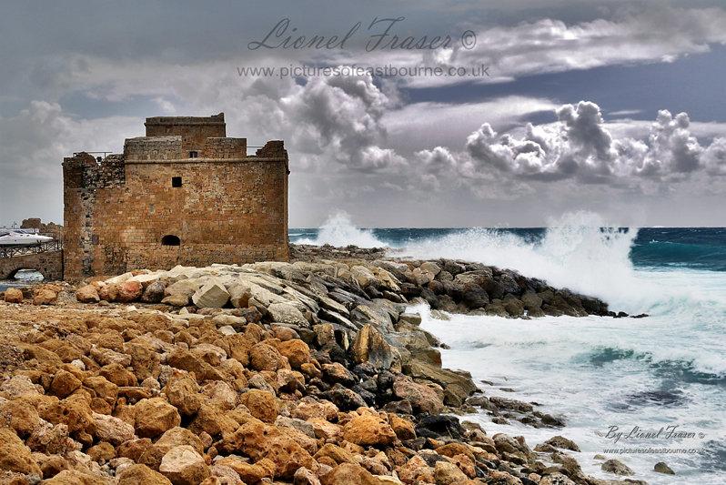 728B1 Cyprus Fort Paphos (Pafos), Froúrio tis Páfo