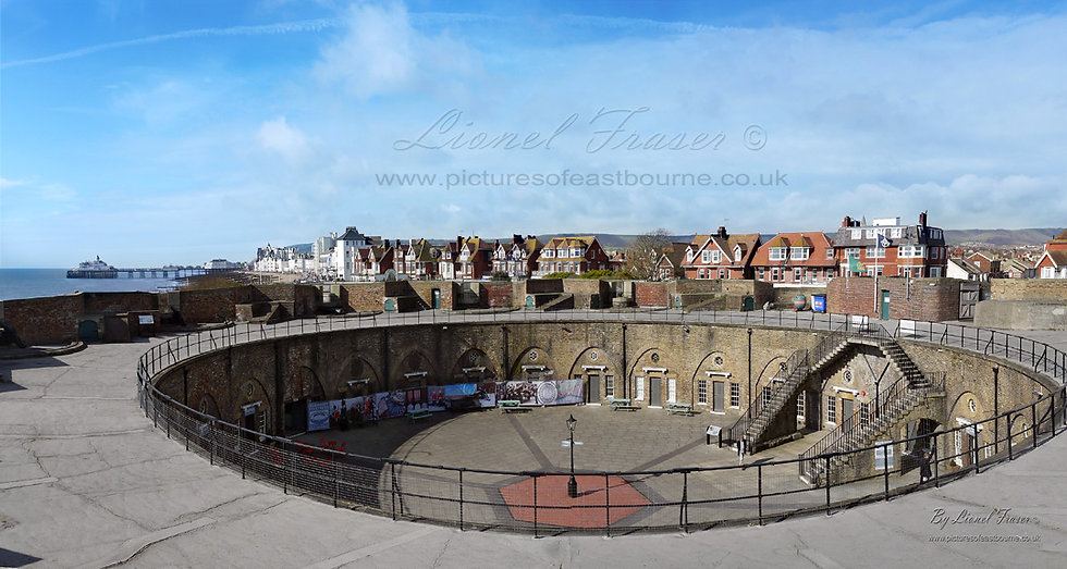 310A The Redoubt Fortress Eastbourne,