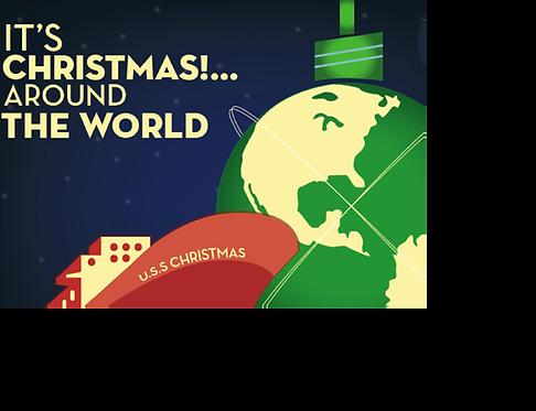 It's Christmas Around the World