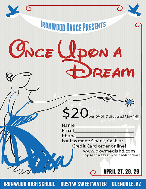 Ironwood HS Dance