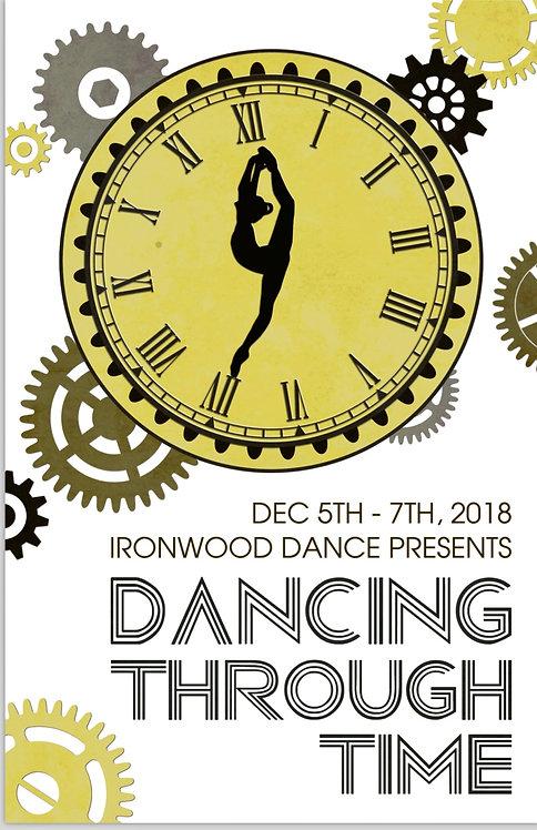 Ironwood High School, Dancing Through Time