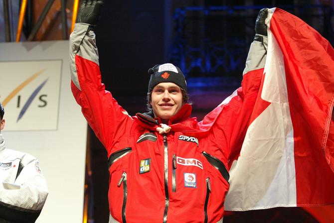 世界選手権男子スーパーGでカナダが金&銅メダルを獲得
